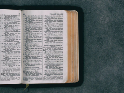 45 frases de Salmos para status que bendizem a Deus pela vida