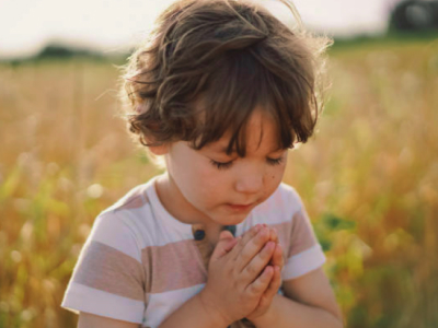 40 frases de Deus para as crianças meditarem a fé